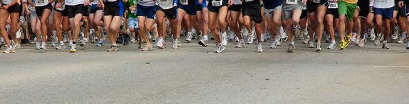 Running Feet #2